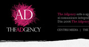 The Adgency - site de prezentare